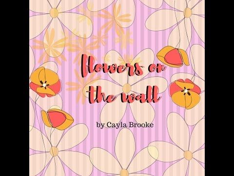 Cayla Brooke - Flowers on the Wall (Cover) Eric Heatherly https://youtu.be/UJIGjcSkpAQ?utm_campaign=coschedule&utm_source=pinterest&utm_medium=Cayla&utm_content=Cayla%20Brooke%20-%20Flowers%20on%20the%20Wall%20%28Cover%29%20Eric%20Heatherly A cure for boredom .... I think ...
