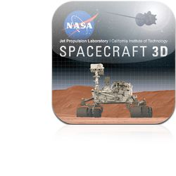 Mobile Apps - NASA Jet Propulsion Laboratory--learn about various NASA spacecraft in all their 3D awesomeness!