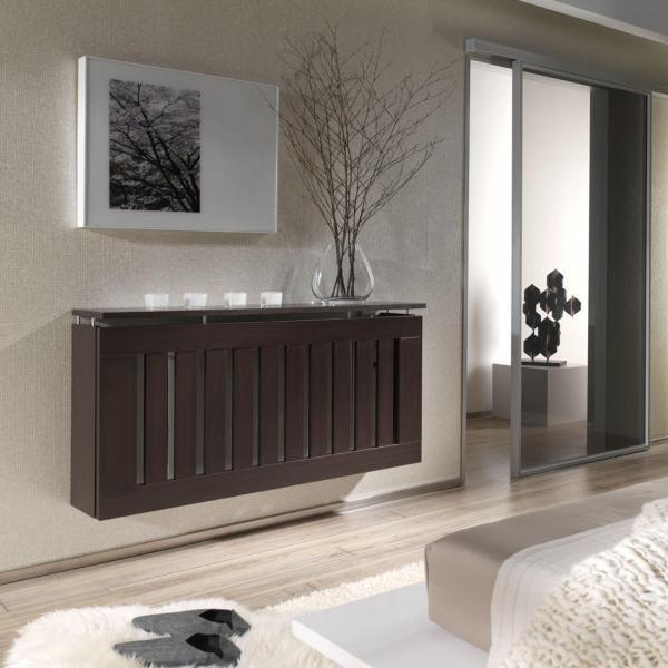 M s de 1000 ideas sobre cubierta del radiador en pinterest - Muebles para cubrir radiadores ...