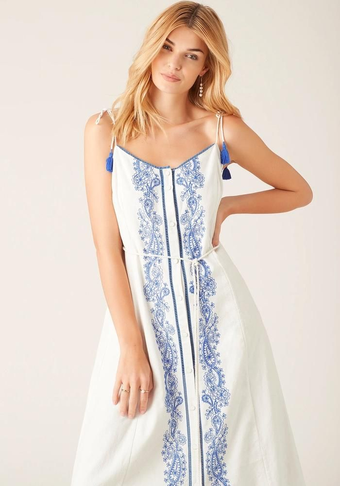 Pin On Camisole Dress