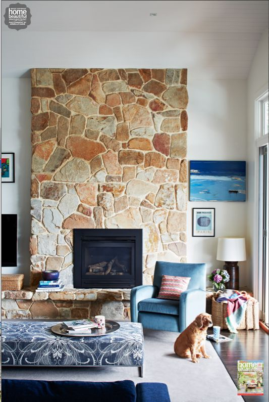 Stone Clad Chimney Breast Fireplaces Pinterest Design Elements Ottomans And Decor