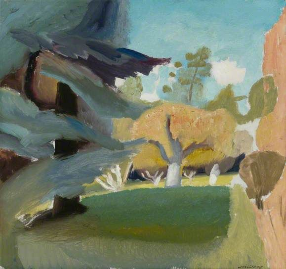 Ivon Hitchens - Sussex Landscape