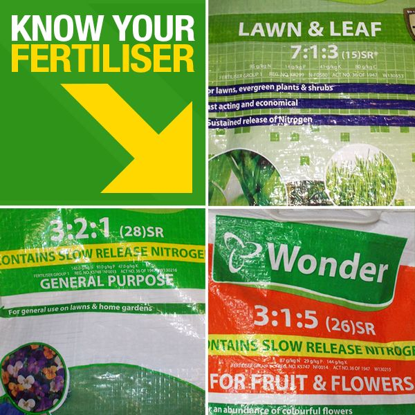 Apply fertilliser to your garden's shrubs, lawn and even your vegetable gardens. Learn here what is the best way to apply fertiliser to your garden. #DIY #MakeitwithMica