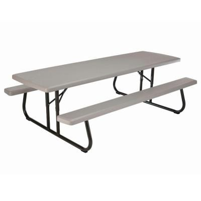 57 in x 96 in commercial grade picnic table