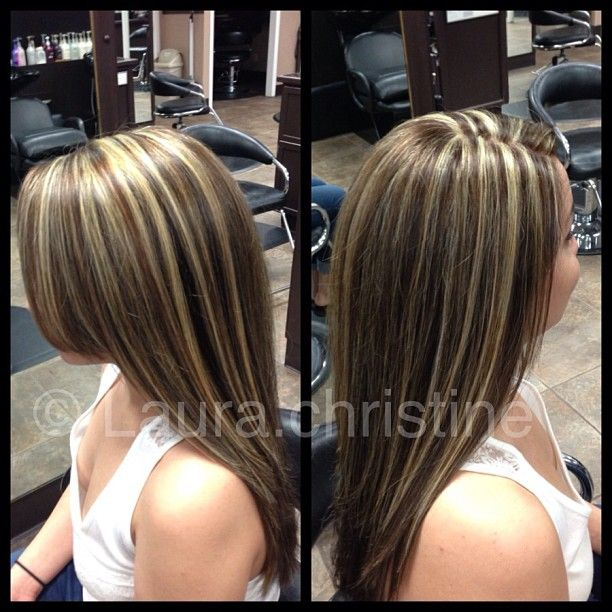 8 best sliced and medium weave highlights images on pinterest idea for when my daughter and i can get our hair done together pmusecretfo Image collections