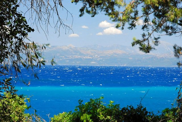 Greek main land