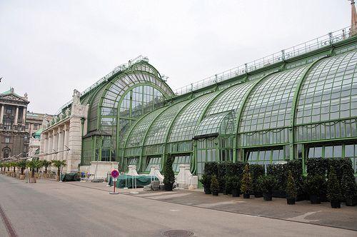 Hofburg+Palace+-+Palmenhaus+Vienna+Austria