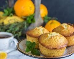 Muffins orange-citron