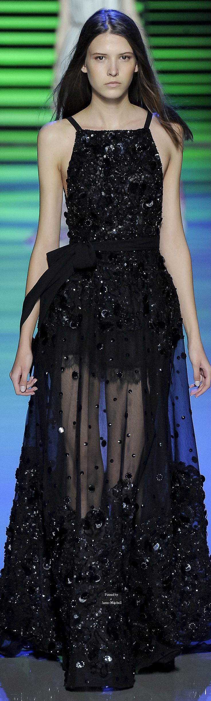 Elie Saab Collection Spring 2016 Ready-to-Wear