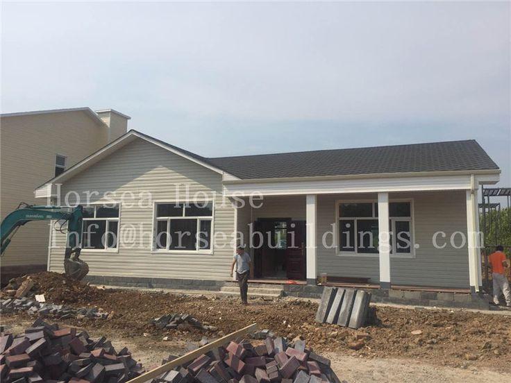 prefab #steel #construction #villa #house