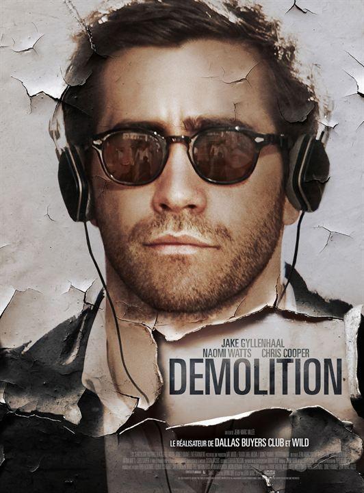 Critique de Demolition de Jean-Marc Vallée en salles le 6 avril 2016.