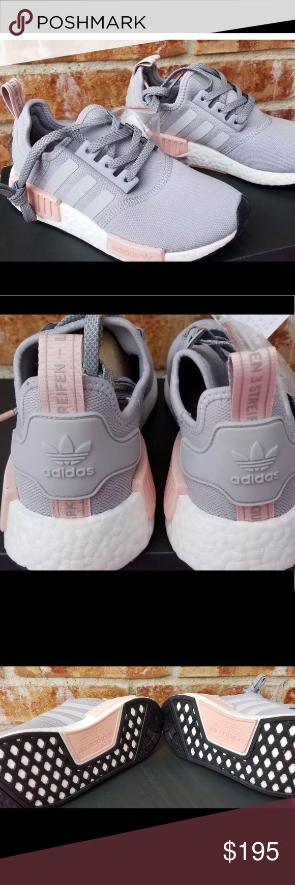 BRAND NEW ADIDAS NMD R 1 Running Shoes Brand new with tags adidas Shoes Athletic Shoes