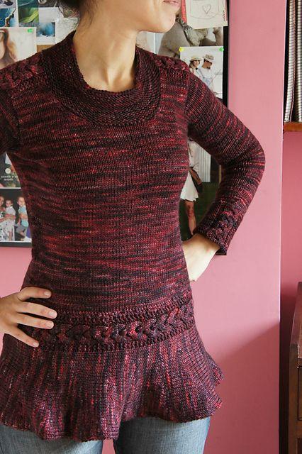 Work Sock Sweater Knitting Pattern : Best images about malabrigo book on pinterest knit