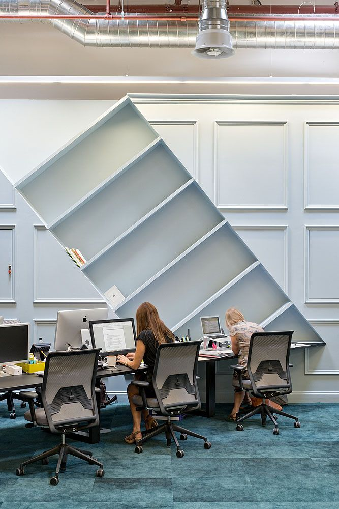 Brand Opus – London Offices