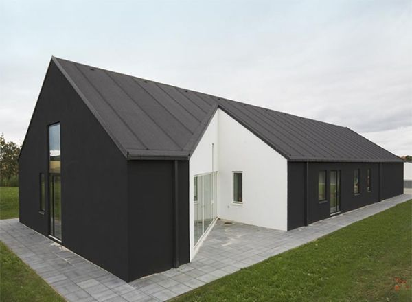 Modern Country Home in Denmark | Modern House Designs