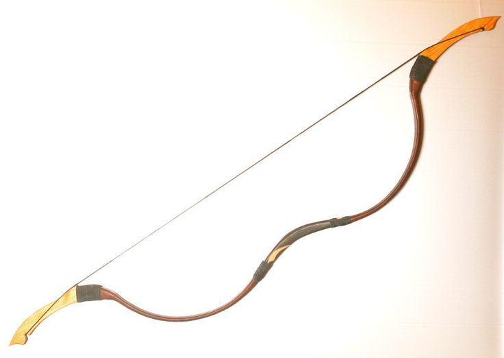 Traditional Mongolian recurve bow T/292 - english - Best composite recurve bows for sale