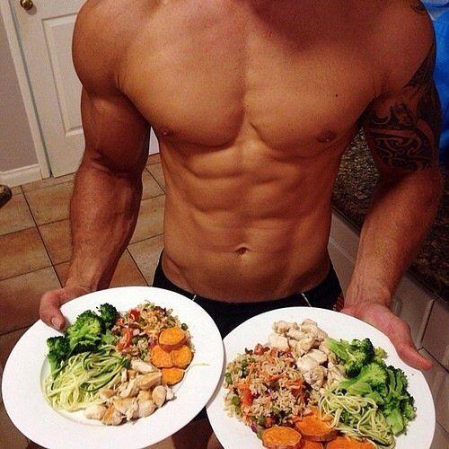 Alimentos para elevar la testosterona. #Salud #Hombre #Comida