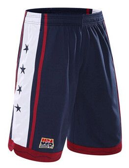 USA Men's Basketball Shorts