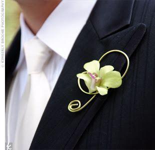 Assessoria de Casamento: Lapelas