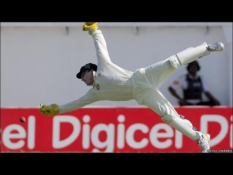 Top 10 flying wicket keeper ctaches in cricket history