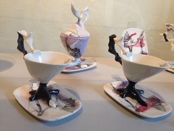Le #ceramiche di #AntoniaCampi