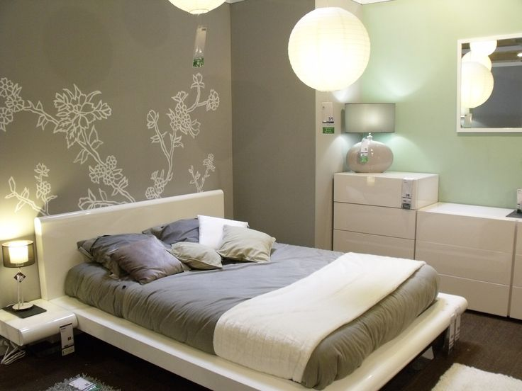 Décoration chambre à coucher zen