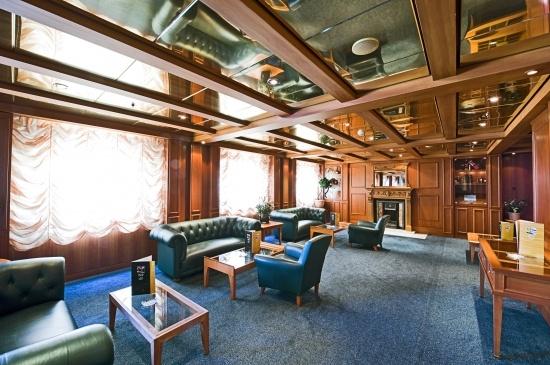 MSC Armonia - Cigar Room
