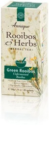 Annique Green Rooibos Tea, all the antioxidants you need!