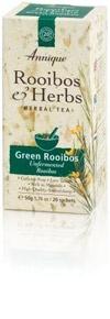 Annique Green Rooibos Tea, all the antioxidants you need!