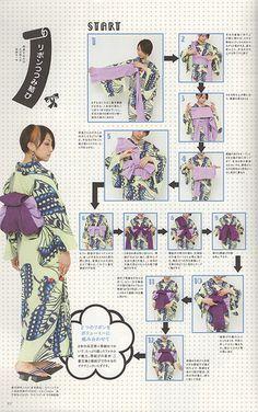 Kimono HIme Volume 11 Page 49 | Flickr - Photo Sharing!