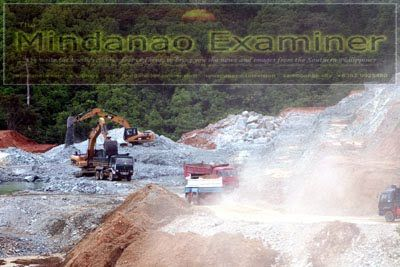 The Mindanao Examiner: Small scale miner killed in violent protest in Mindanao
