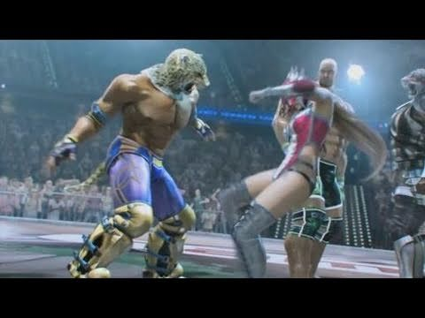 Tekken Tag Tournament 2 - Intro Trailer