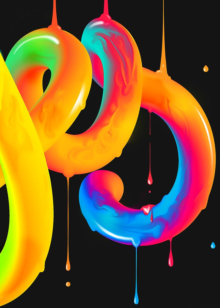 YES. Lettering Experiment. on Behance