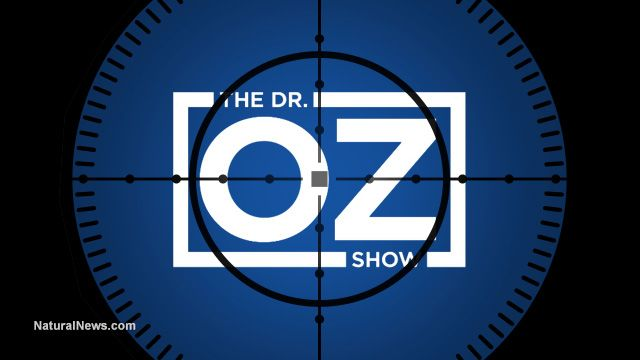 Vicious attack on Dr. Oz actually waged by biotech mafia; plot to destroy Oz launched after episode on glyphosate toxicity went viral