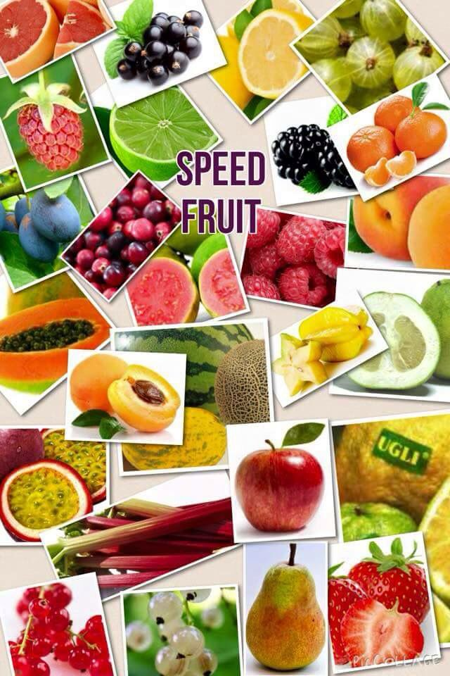 Extra Easy SP speed fruits info :)