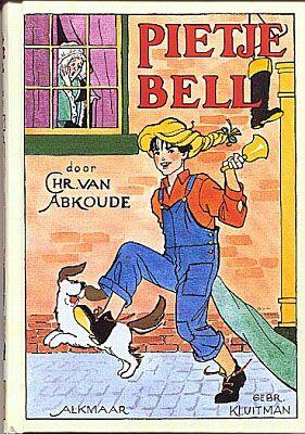 Pietje Bell - geschreven door Chr. van Abkoude: