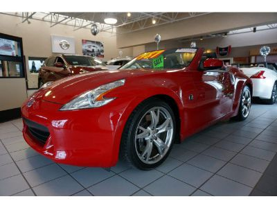 2012 Nissan 370Z Touring at Lansing Nissan in Okemos, MI