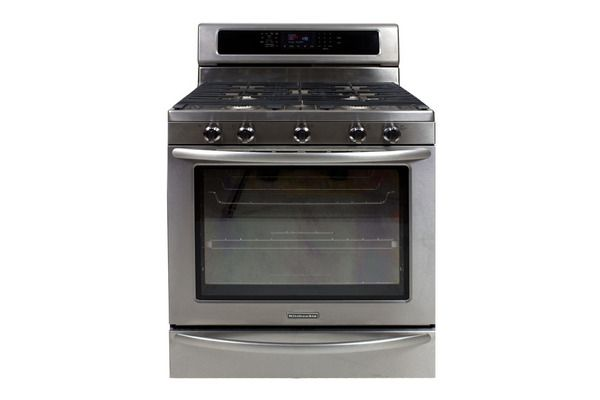 KitchenAid Architect Series II KGRS308BSS Gallery - Reviewed.com Ovens