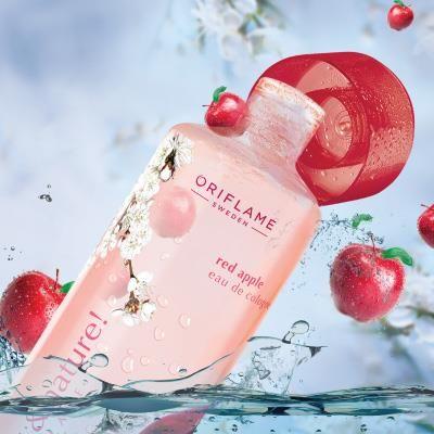 Oriflame Fresh & Nature Eau de Cologne Red Apple
