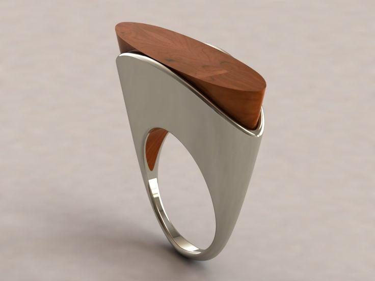 Tuba Atman, arc'n wood