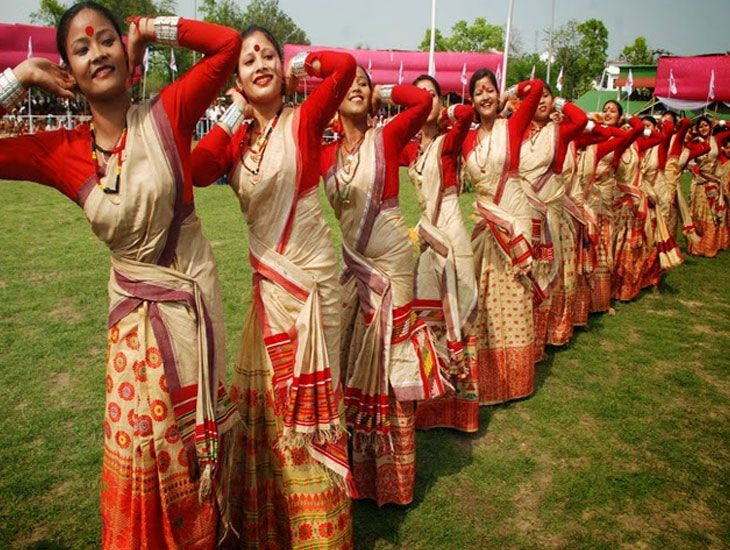 north east india culture | Dance of india, Indian dance ...