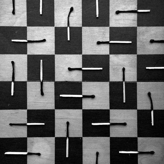 """Alexey Menshchikov, """"Allumettes"""", 2012"""