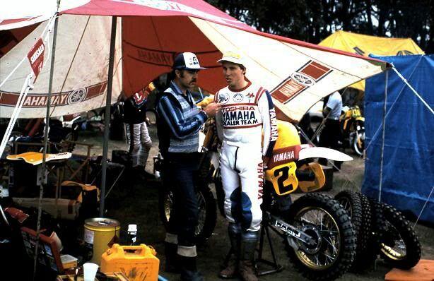 Mr Motocross Darryl Willoughby