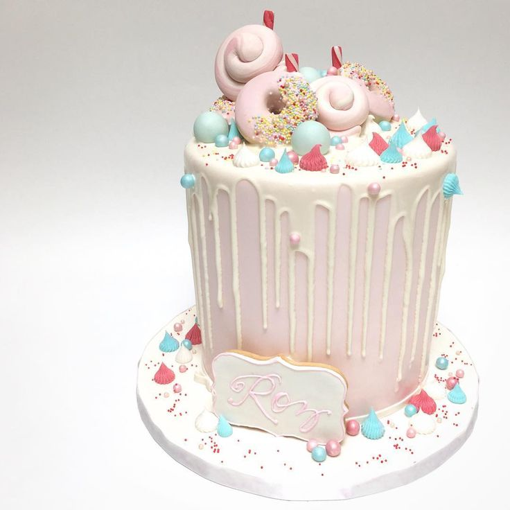 Candy land cake for Roz @model_roz ! HBD to the birthday girl! @tam_nguyen14 #deliciousarts #customcakes #dripstyle #handmade #candy #candyland #pink #birthday #birthdaycake #birthdaygirl #modelroz #losangeles #westpico #westpico #bakery #sprinkles