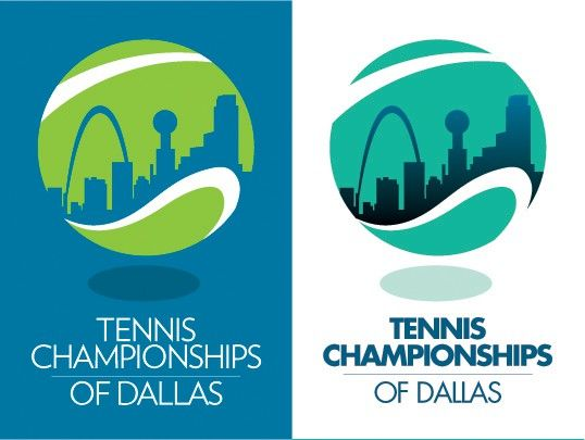 Tennis Tournament Logo by cleric3
