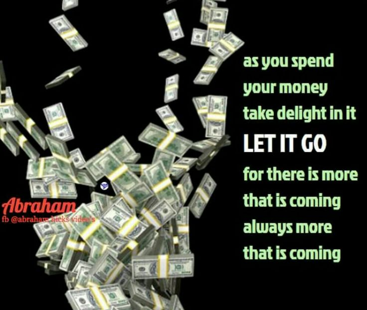 Click the Pin for Awesome Topics on Law Of Attraction As you spend your money take delight in it...