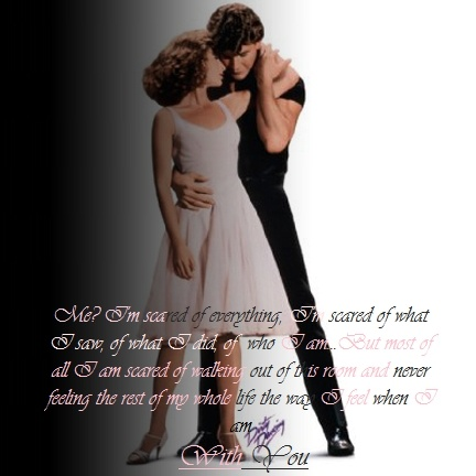 dirty dancing one of my favorite quotes from movie