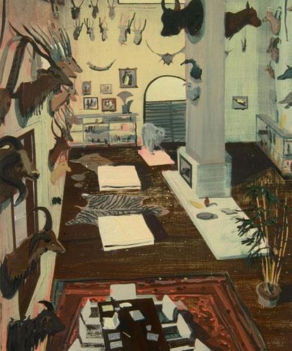 The collector JULES DE BALINCOURT http://www.widewalls.ch/artist/jules-de-balincourt/ #JulesDeBalincourt #canvas #paintings #contemporaryart #urbanart