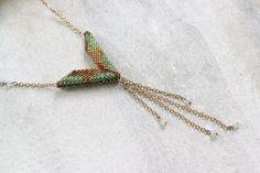 Бисерные треугольники Herinia's Jewelry Chest