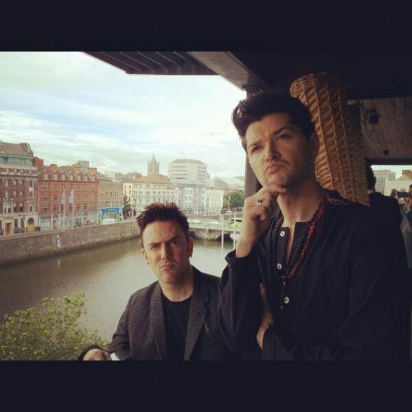 Glen and Danny